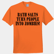 Bath Salts = Zombification
