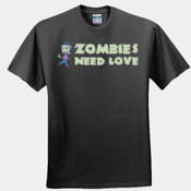 Zombies Need Love