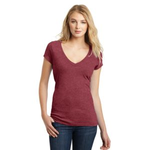 Juniors Soft Deep V-Neck Thumbnail