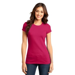Juniors Soft Cotton T-Shirt Thumbnail