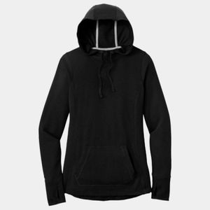 Ladies PosiCharge Tri-Blend Hoodie Thumbnail