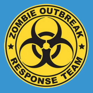 Zombie Response Team - Ladies Perfect Blend T Design
