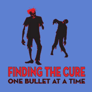 Finding The Cure - Adult Premium Blend T Design