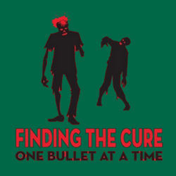 Finding The Cure - Youth Fan Favorite T Design