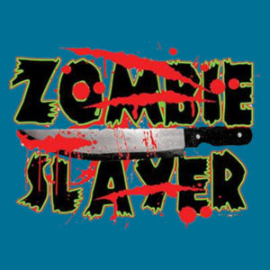 Zombie Slayer - Adult Fan Favorite T Design