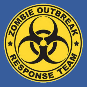 Zombie Response Team - Youth Fan Favorite T Design