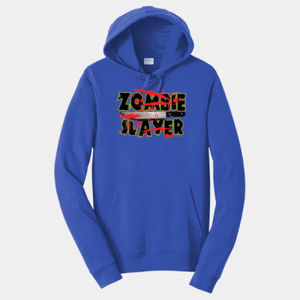 Zombie Slayer - Adult Fan Favorite Hooded Sweatshirt Thumbnail