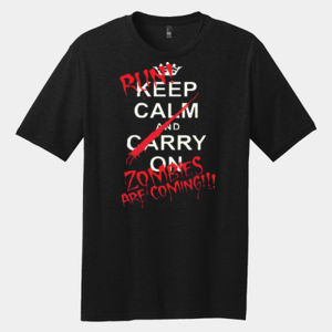 Keep Calm - Adult Premium Blend T Thumbnail