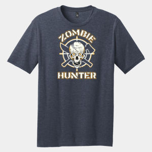 Zombie Hunter - Adult Premium Blend T Thumbnail