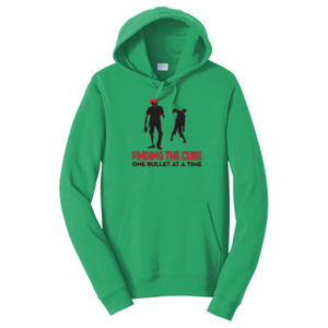 Finding The Cure - Adult Fan Favorite Hooded Sweatshirt Thumbnail
