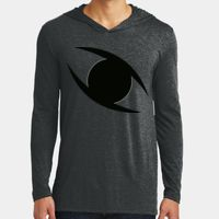 Adult Tri-Blend Long Sleeve Hoodie Thumbnail